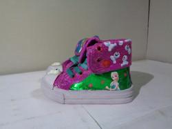 Frozen Fever Elsa Anna sneakers
