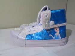 Elsa Anna Frozen sneakers