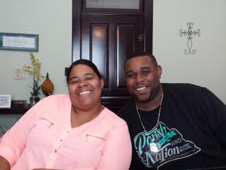 Alicia & Kerron B. – Centerville, GA