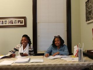 Vonkeia L. - Smyrna, GA & Audra C. - Hampton, GA / They picked a Sat. 1-Day Training.