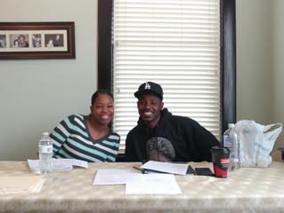 Rhjeeyah & Chachi W. - Douglasville, GA