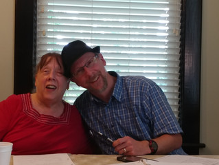 James & Claudia - Morrow, GA