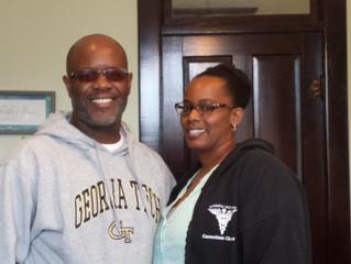 Jennifer W. & Robert T. – McDonough, GA