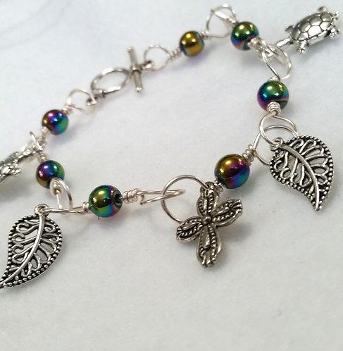 Charm Bracelet - You pick the charms, we make the bracelet