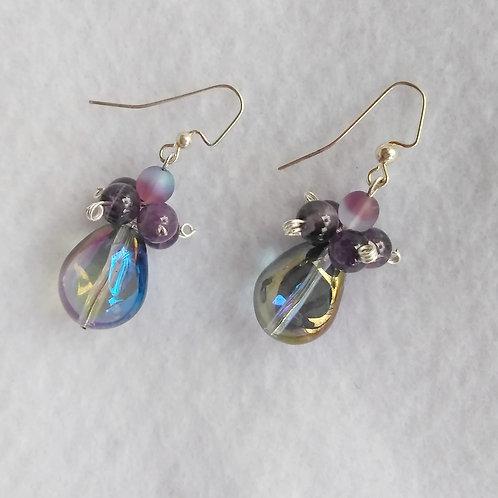 Amethyst Earrings | Jewelry | Silver