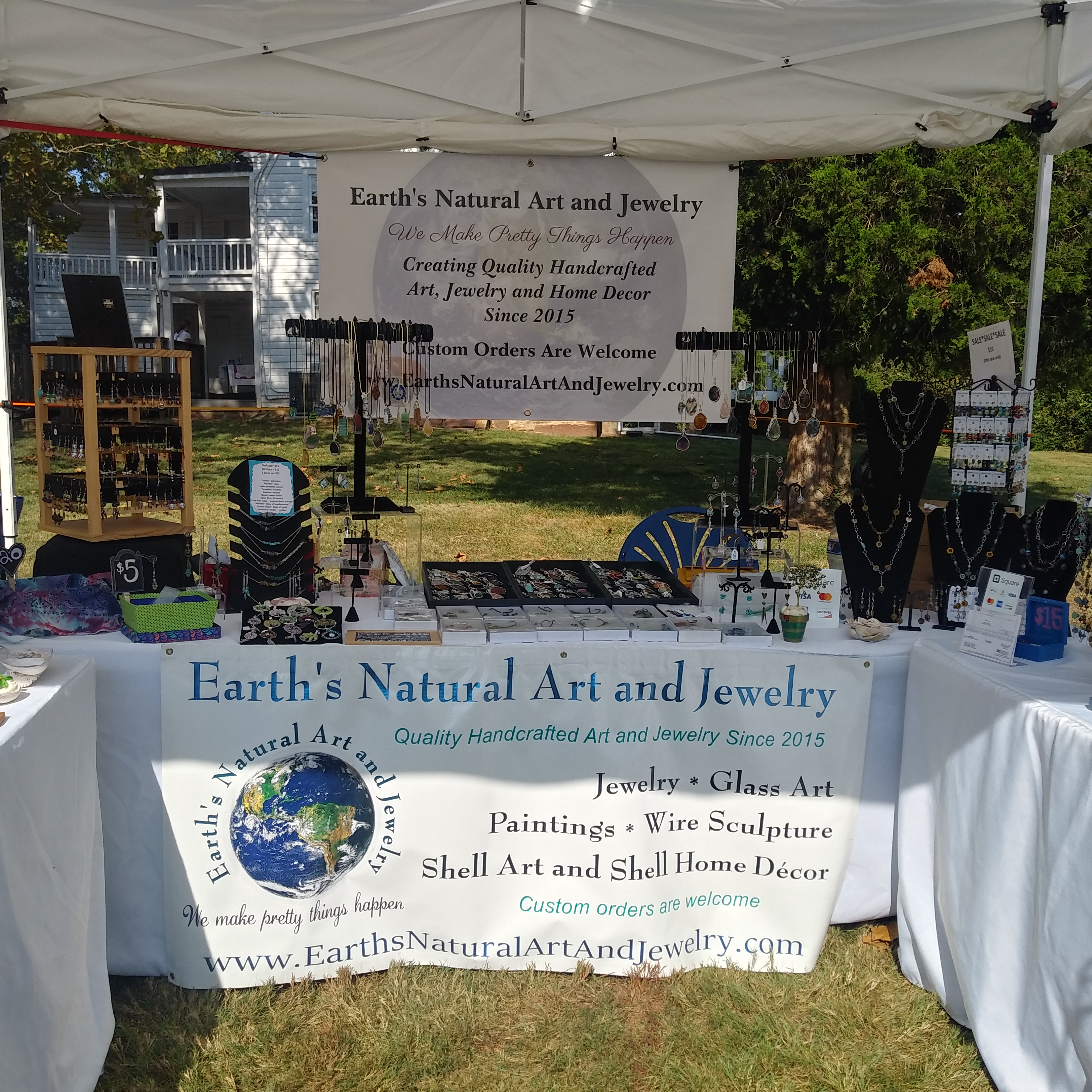 Earth's Natural Art and Jewelry 2019