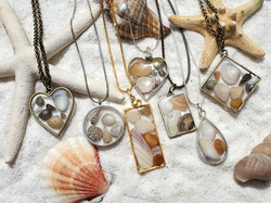 Under the Sea Resin Jewelry
