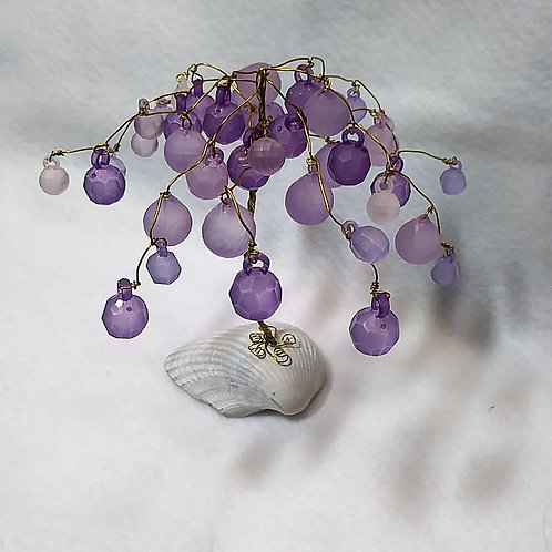 Tree of Life | Purple Leaf | Home Decor