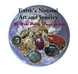 Logo for Earth's Natural Art and Jewelry