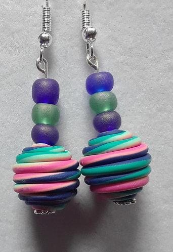 Rainbow Earrings | summer | Jewelry