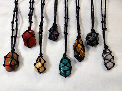 Adjustable Macramé Necklaces
