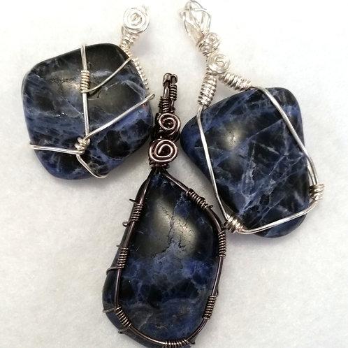 Sodalite Calming Gemstone | Jewelry
