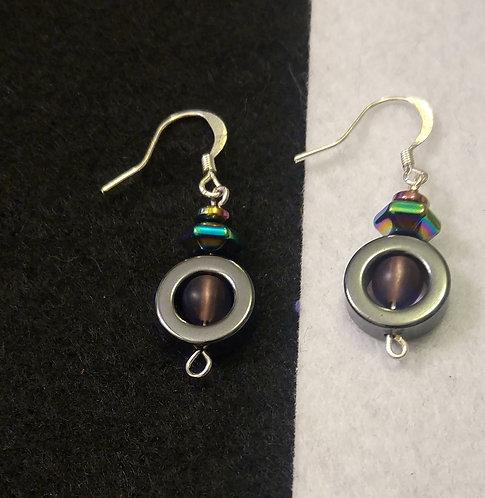 Hematite Earrings | Jewelry | Hematite