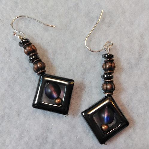 Hematite Earrings   Jewelry   Earrings