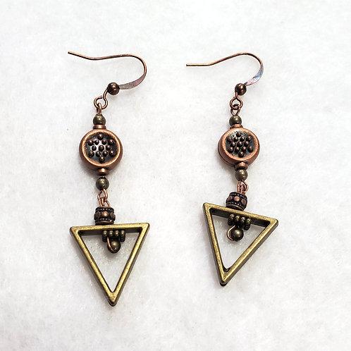 Metal on Metal Earrings | Season 3