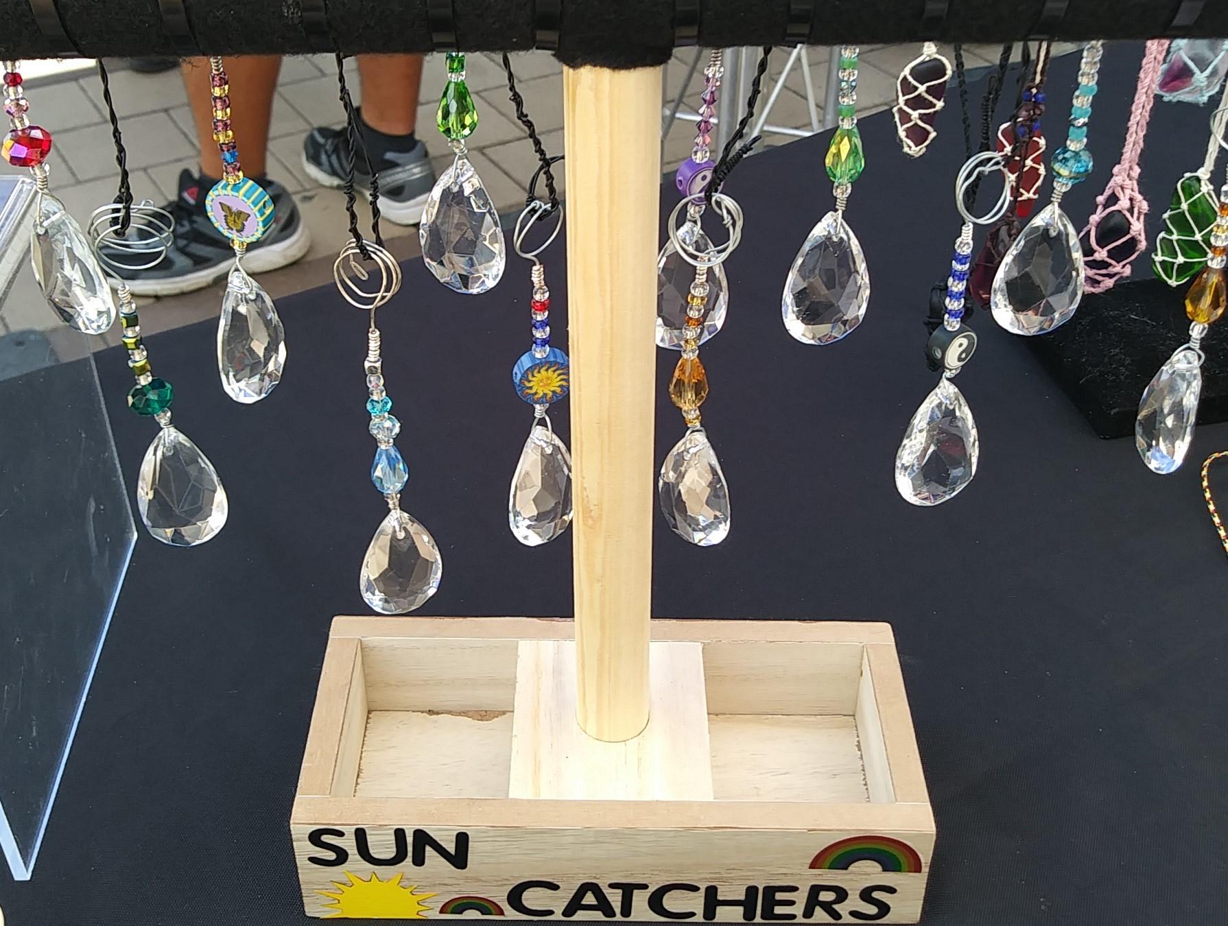 Sun-catchers Make Rainbows!