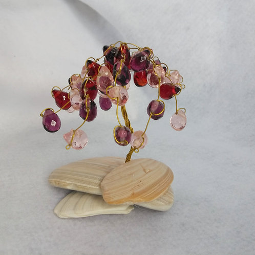 Teardrop Wire Tree