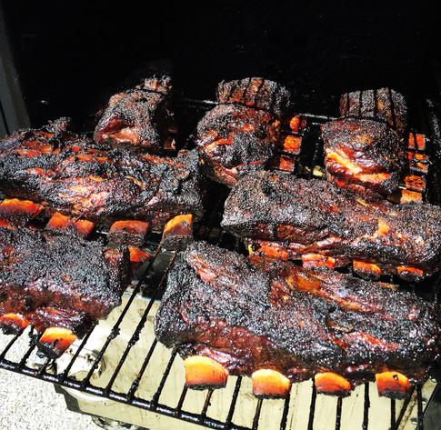 Smoked Beef Short Ribs