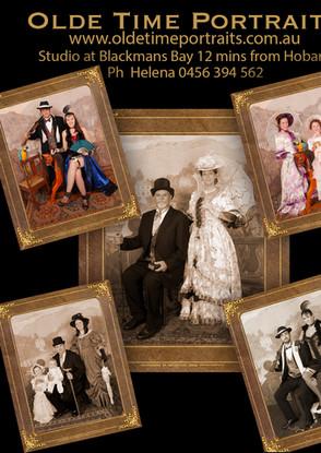 Olde Time Portraits