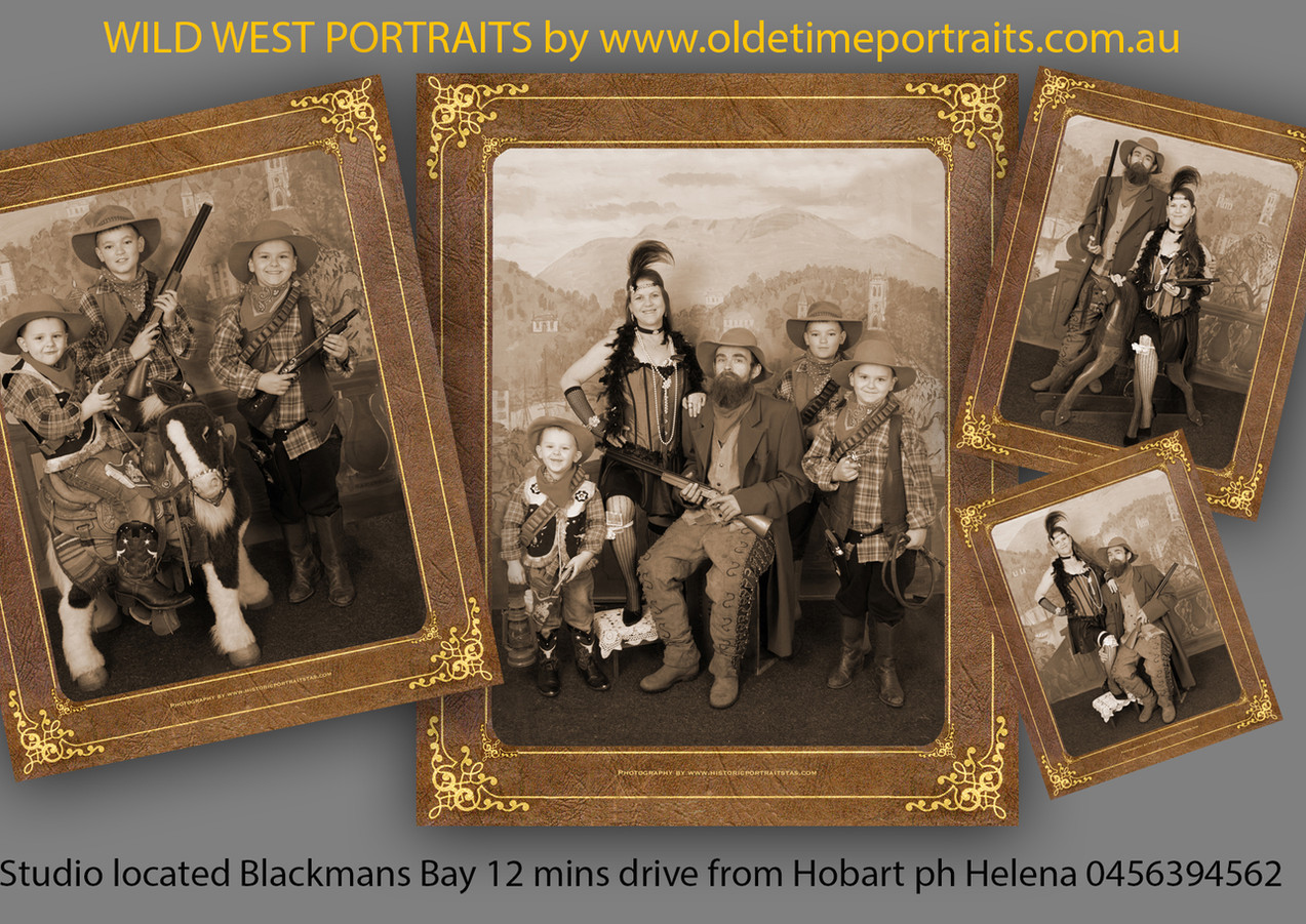 Wild West Theme
