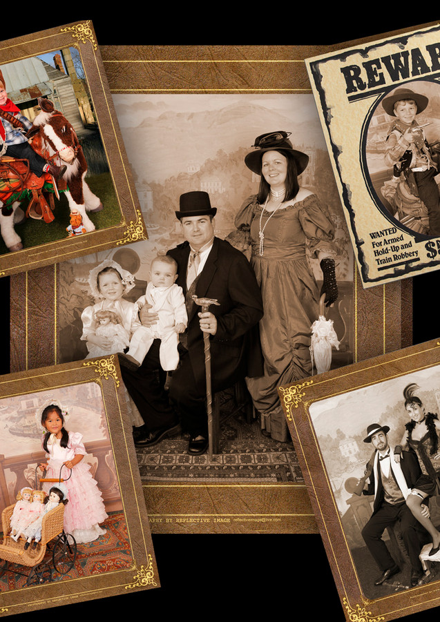 Olde Time Portraits