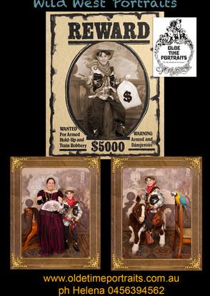 Wild West Portraits