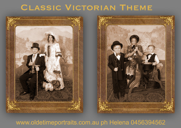 Classic Victorian Style