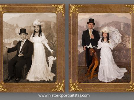 Dress in the Classic Victorian Era