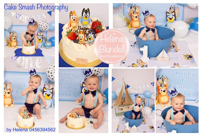 Cake Smash Photography Boys