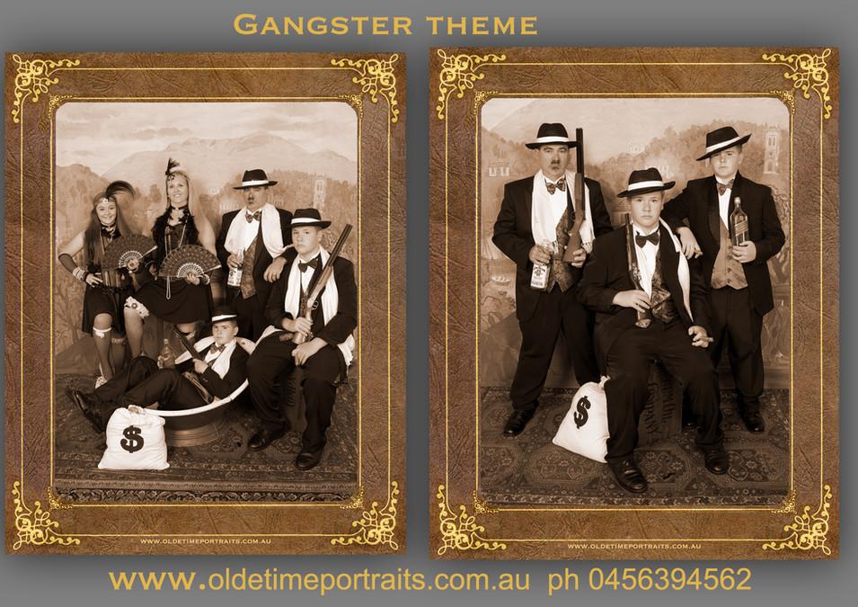Gangster Theme