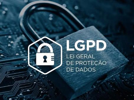 Lei Geral de Proteção aos Dados Pessoais