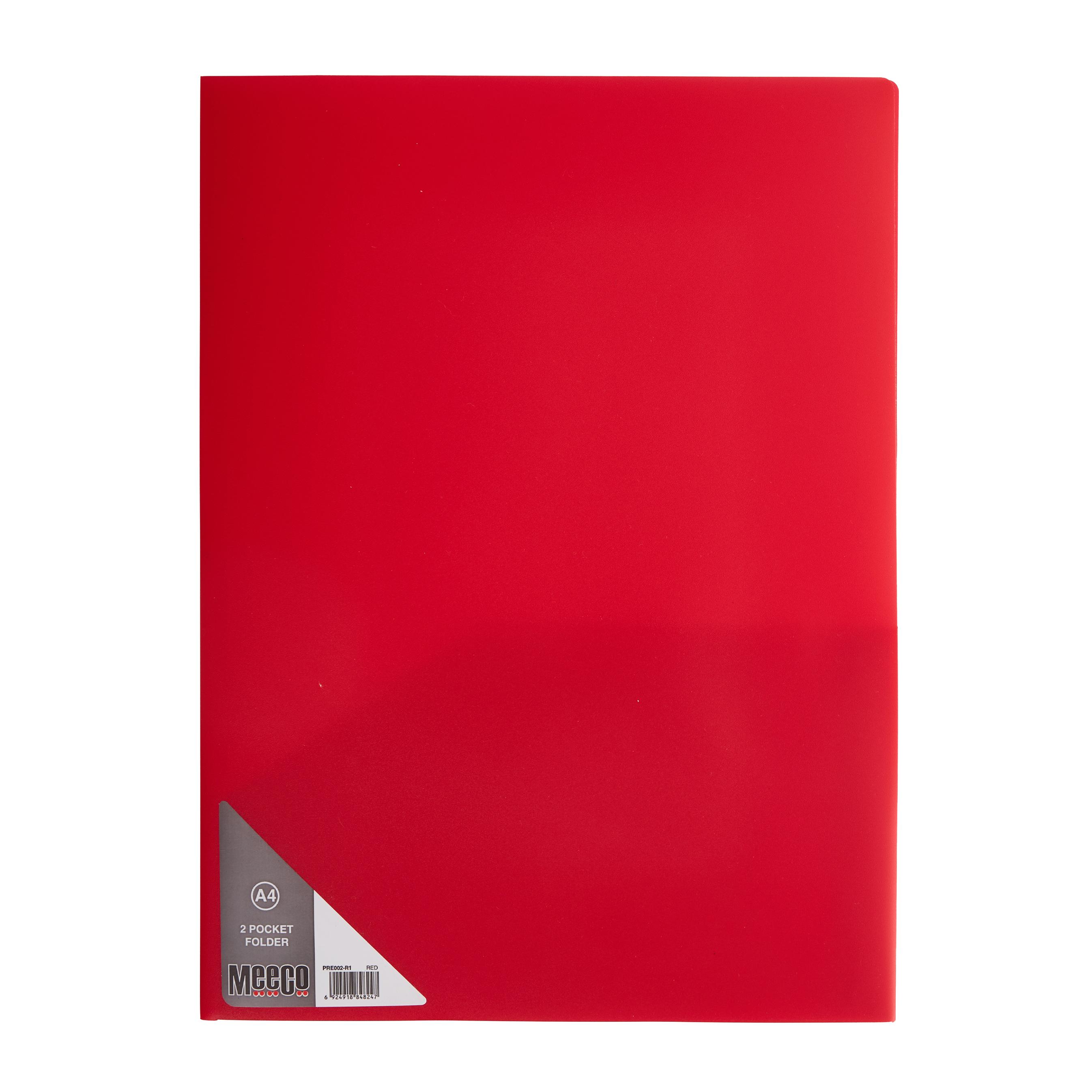 2 Pocket Folder (A4)