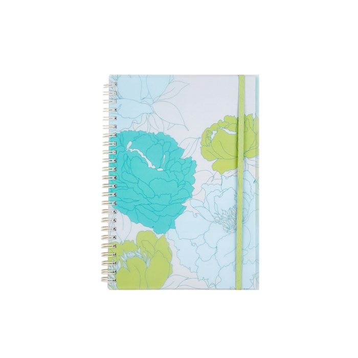 Floral Notebook (A5)