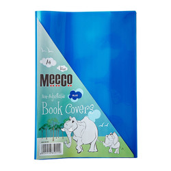 Book Cover Clear(A4)- Non Adjustable