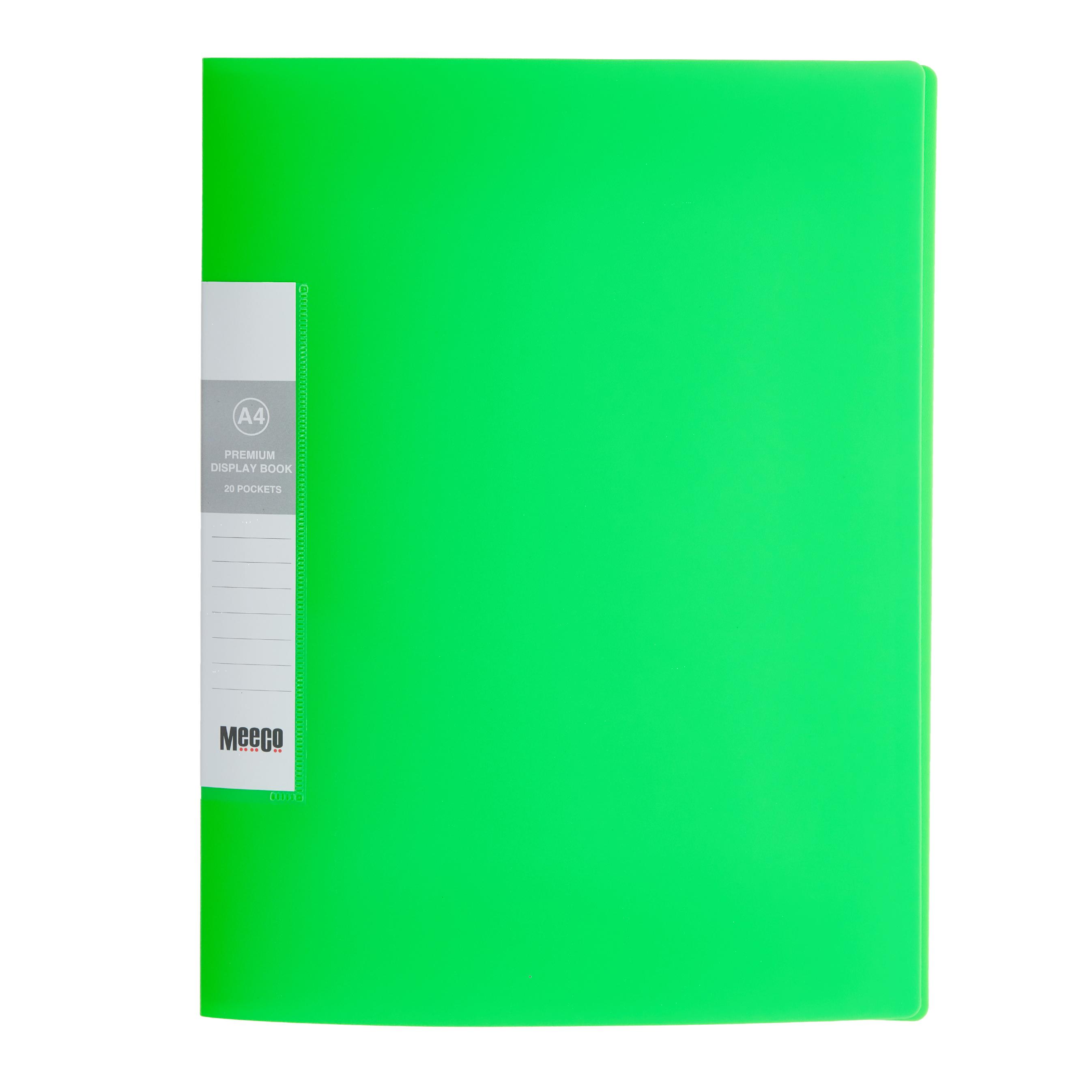 Premium Display Book (A4)