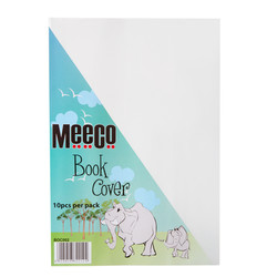 Book Cover Clear (A4) - Fitted