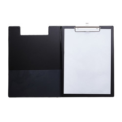 Clipboard with Flap - Open