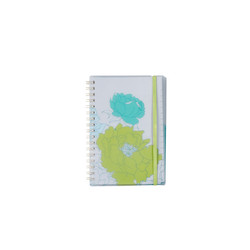 Floral Notebook (A6)