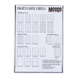 Laser Labels