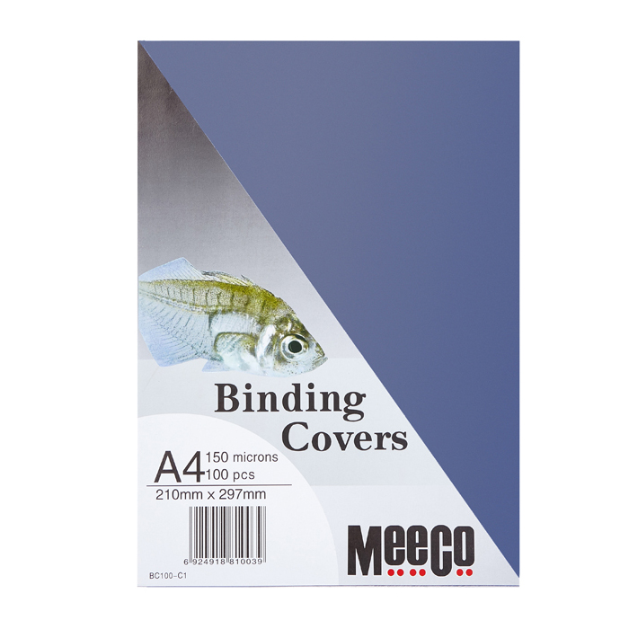 Binding Cover (A4)