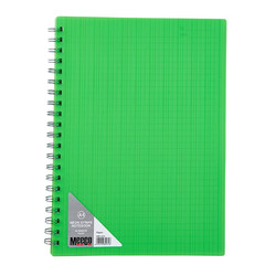 Neon Notebook (A4)