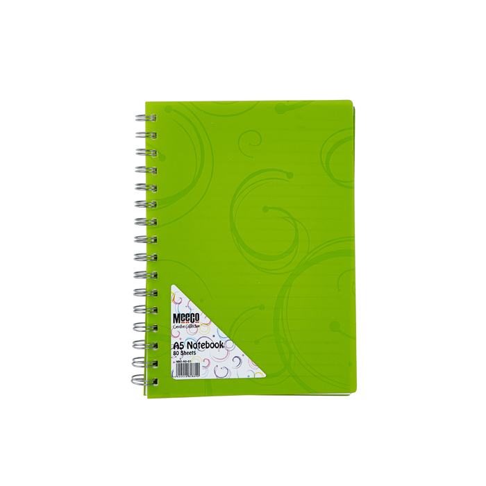 Creative Notebook (A5)