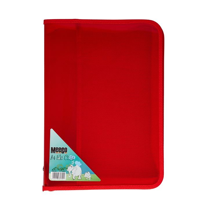 Zip File Case (A4)