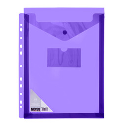 Fileable Vertical Carry Folder A4