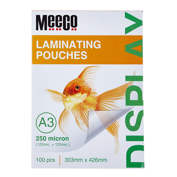 Laminating Pouch 250 Micron (A3)