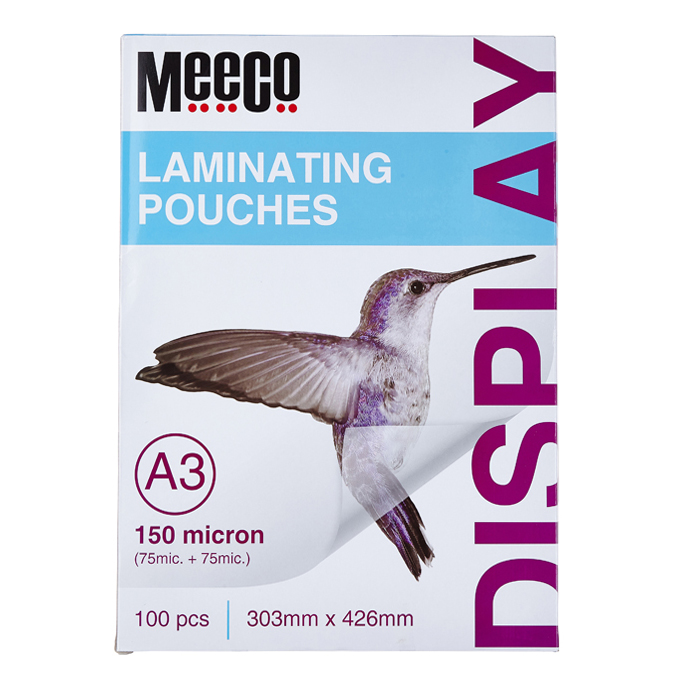 Laminating Pouch 150 Micron (A3)