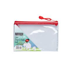 Clear PVC Pencil Bag - Small