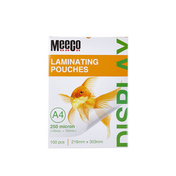Laminating Pouch 250 Micron (A4)