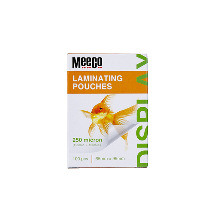 Laminating Pouch (65mm X 95mm)