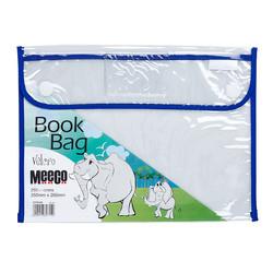 PVC Book Bag - Velcro